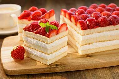 我想吃蛋糕